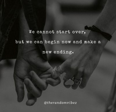 Finally Back Together Quotes