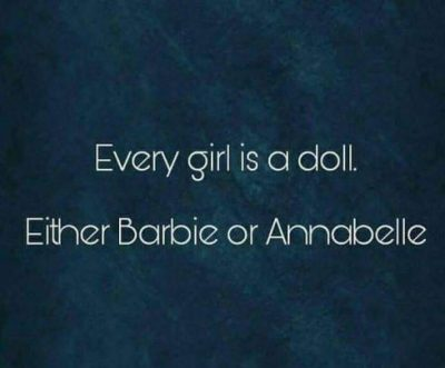 Funny Barbie Doll Sayings