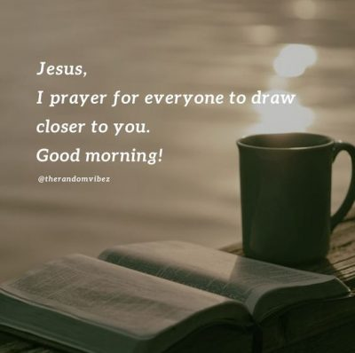 Good Morning God Images With Quotes