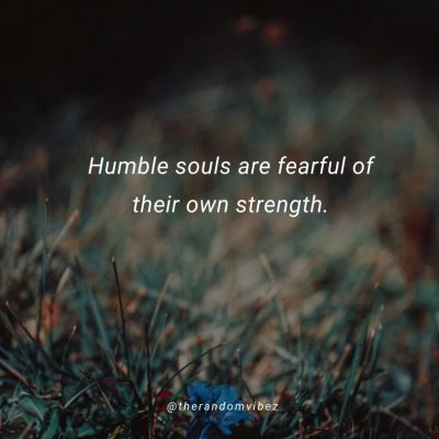 Humble And Kind Quotes