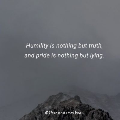 Humble Enough Quotes