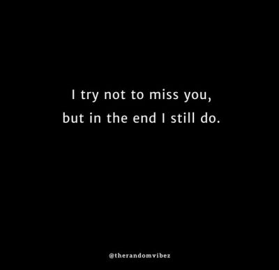 I Miss You Baby Quotes