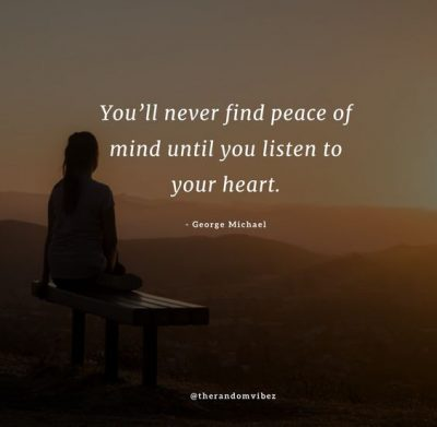 Inspirational Quotes On Inner Peace