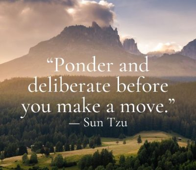 Leadership Picture Quote By Sun Tzu