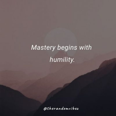 Life Humble Quotes