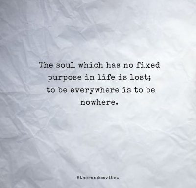 Lost Soul Quotes Images