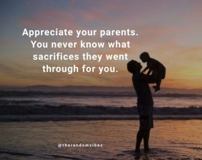 Love For Parents Quotes Images