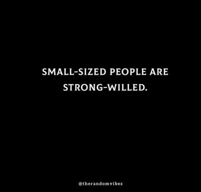 Motivation Quotes Short People