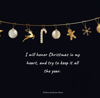 Positive Christmas Quotes For Kids