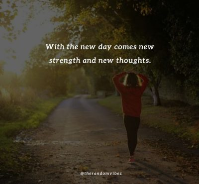 Positive New Day Quotes