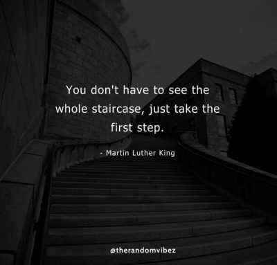 Positive One Step At A Time Quotes