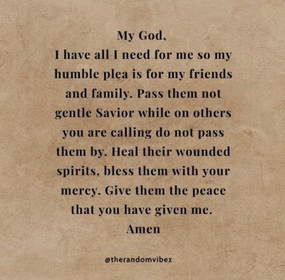 Prayer Quotes For Friends Images