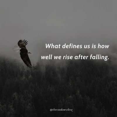 Quotes About Feeling Defeated In Life