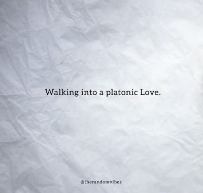 Quotes About Platonic Relationships