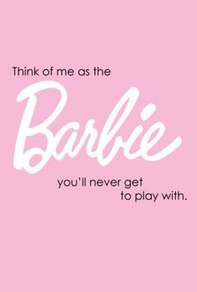 Sassy Barbie Quotations For Instagram