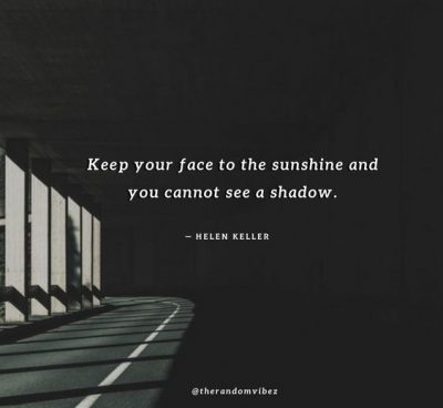 Shadow Inspirational Quotes