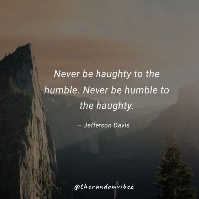 Staying Humble Quotes