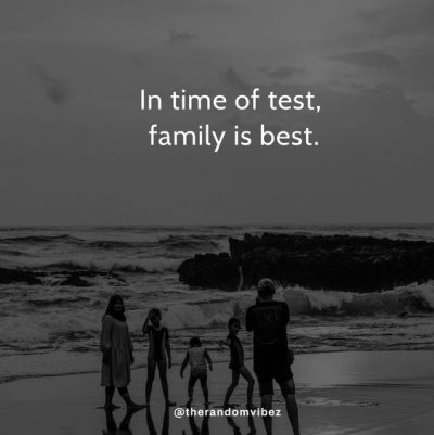 Strong Family Quotes