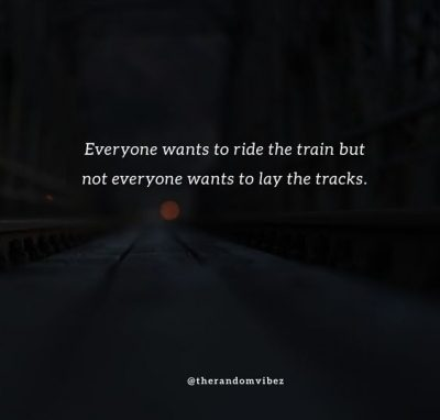 Train Track Quotes Images