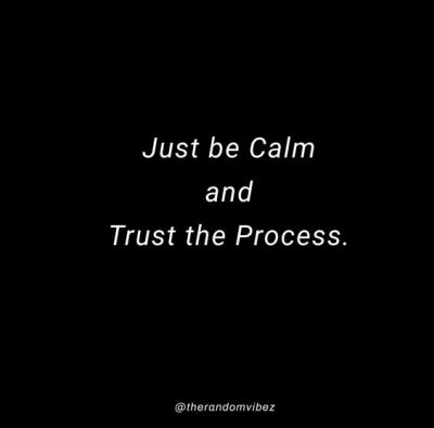 Trust The Process Sports Quotes