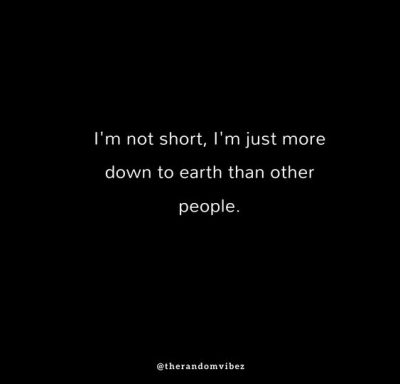 Witty Short People Quotes