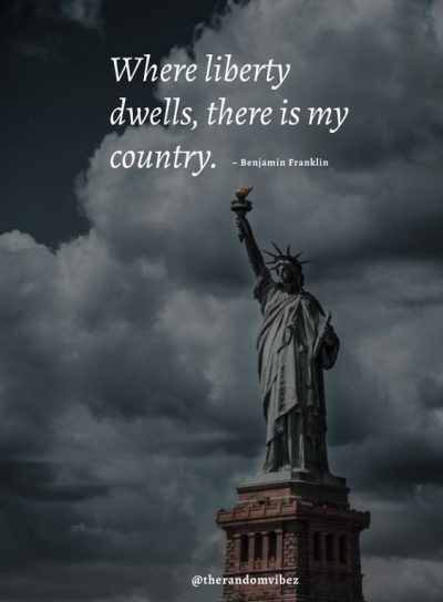 American Quotes About Freedom