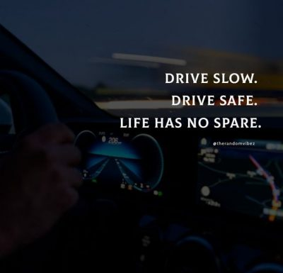 Drive Safely Messages