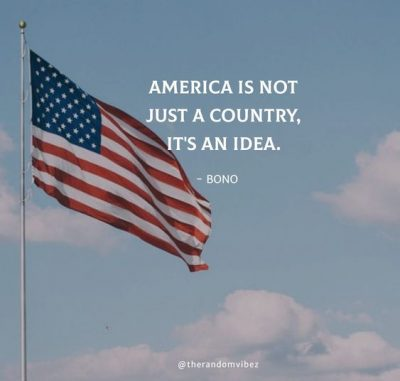 Famous America Quotes
