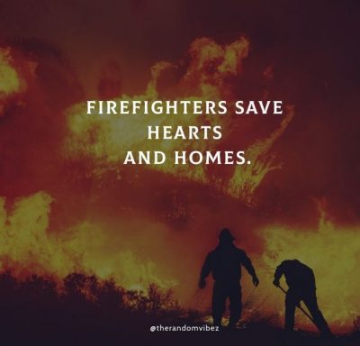 Firefighter Quotes Images