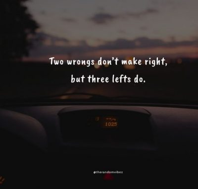 Funny Drive Safely Quotes