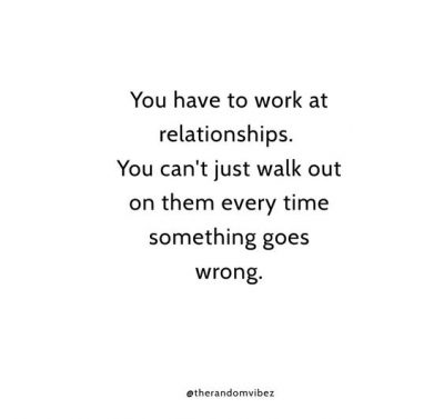 Rebuilding Relationship Quotes