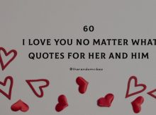 60 I Love You No Matter What Quotes For Her And Him
