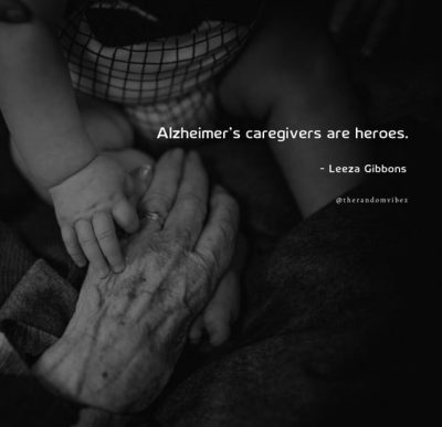 Alzheimer's Disease Quotes