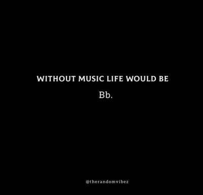 Cute And Funny Music Quotes