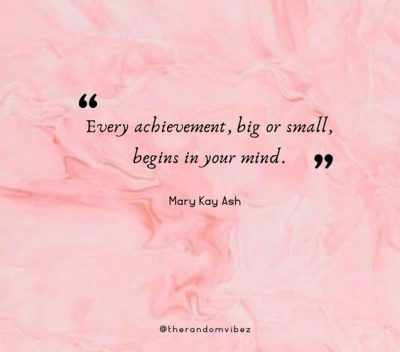 Famous Mary Kay Quotes