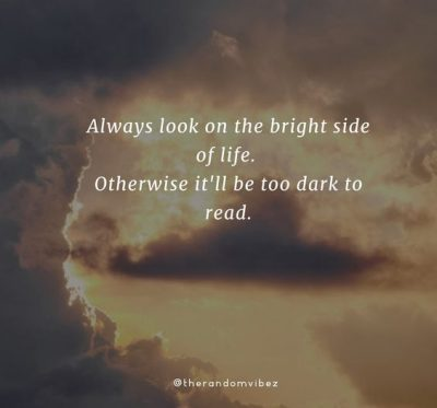 Finding A Silver Lining Quotes