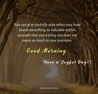 Good Morning Spiritual Quotes For Her