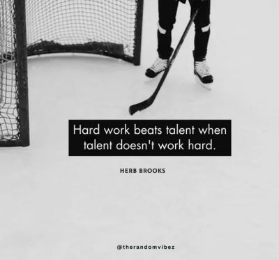 Greatest Herb Brooks Quotes