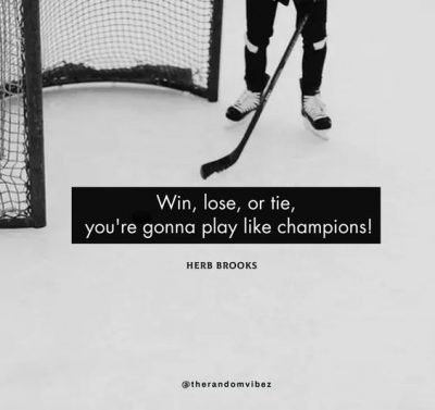Herb Brooks Quotes Motivational