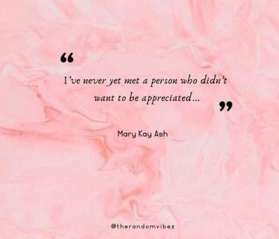 Quotes By Mary Kay