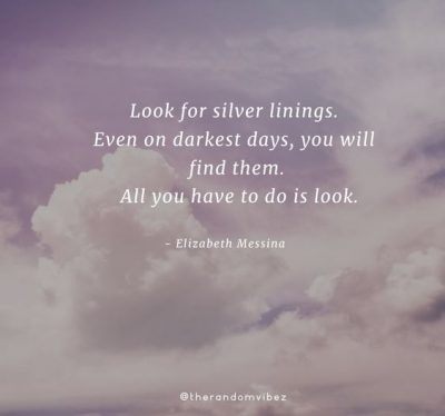 Silver Lining Phrases