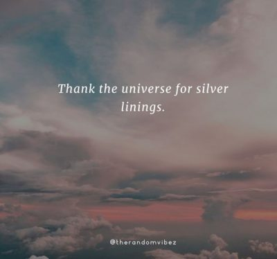 Silver Lining Quotes