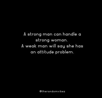Strength of A Man Quotes