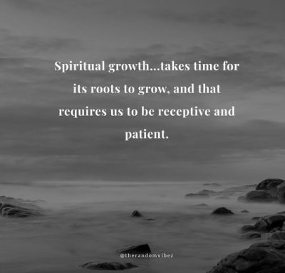 inspirational quotes for spiritual growth