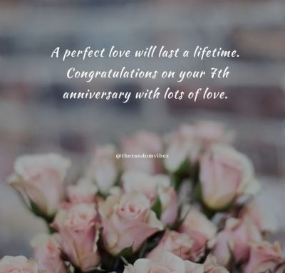 7 Year Anniversary Quotes For Couples