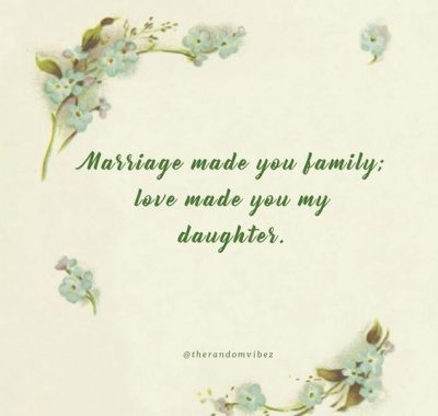 Daughter In Law Quotes Images