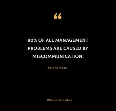 Famous Miscommunication Quotes