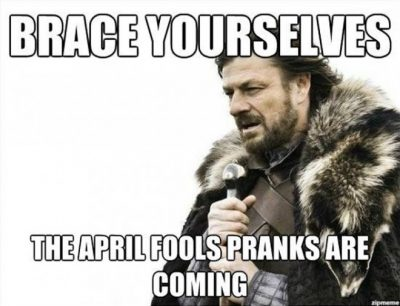 Funniest April Fools Day Memes