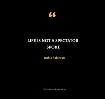 Inspirational Jackie Robinson Quotes