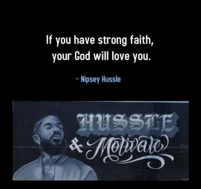 Inspirational Nipsey Hussle Quotes